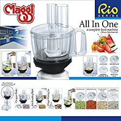 Decorcrafts All In One 3G Food Processor Attachment For Your Mixer