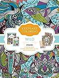 Wild Keepsake Coloring Tin