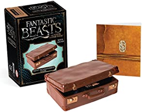 Fantastic Beasts and Where to Find Them: Newt Scamander's Case (Miniature Editions)