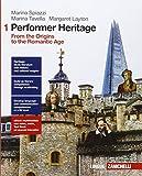 Performer heritage. Per le Scuole superiori. Con e-book. Con espansione online: 1 - ZANICHELLI EDITORE - amazon.it
