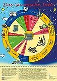 Das islamische Jahr - Plakat