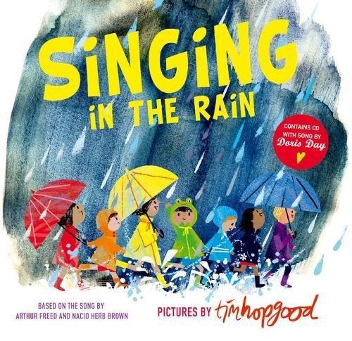 Singing in the Rain por Tim Hopgood