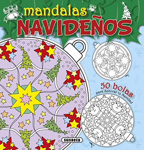 Mandalas navideños