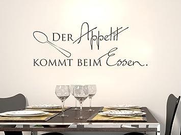 Wandtattoo Küchentattoo Wandaufkleber Deko für Küche Spruch ... | {Küchentattoos 6}