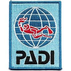 PADI Scuba Diver Patch by USMilitaryPatch