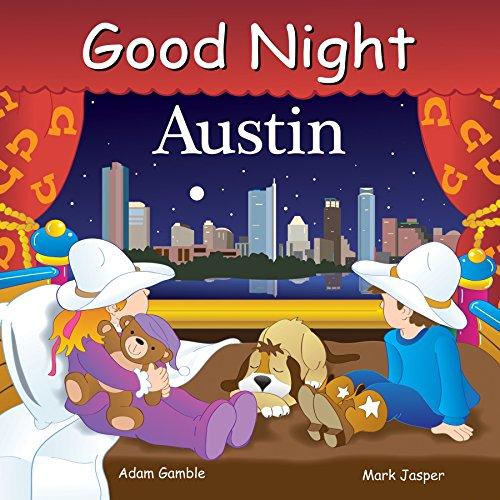 Good Night Austin (Good Night Our World) (English Edition)
