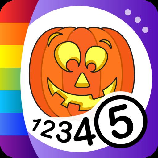 Halloween Malbuch (Halloween-laternen Kids Für)