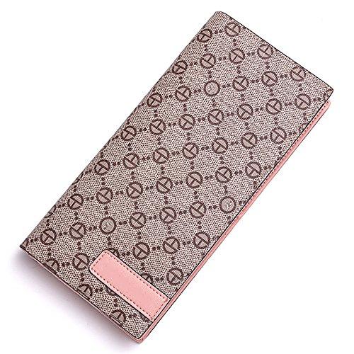 Wallet LCCNew Female Long 2 Fold Fashion Handbag Korean Version Of The Thin Section