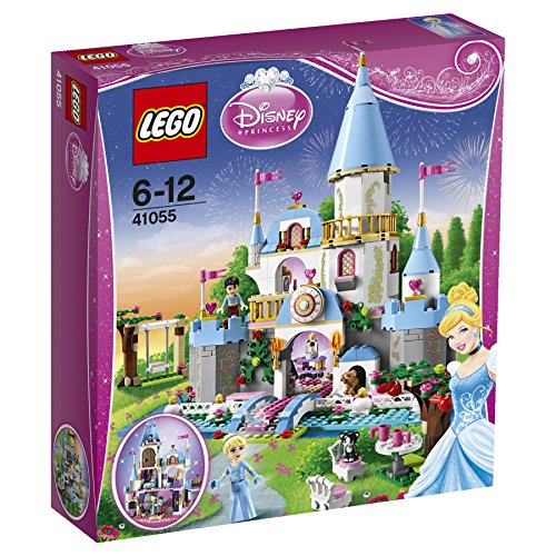 Die besten LEGO Disney Princess Sets 2017 Lego 41055 - Disney Princess Cinderellas Prinzessinnenschloss