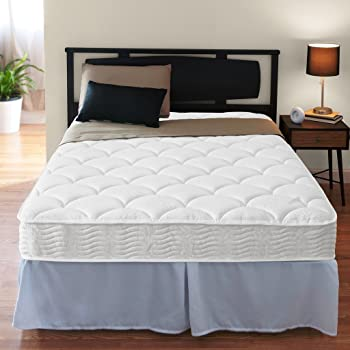 "Royal Rest Orthopaedic Dual Comfort (Hard & Soft) Foam 5"" Mattress For Bed(75X60X5)"