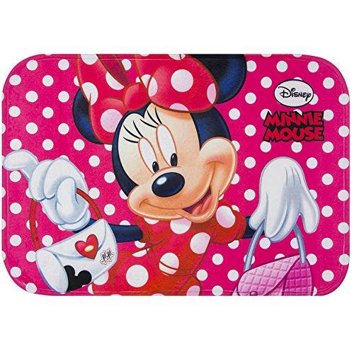 Alfombra Disney Minnie Mouse para niños 40x 60cm–40645