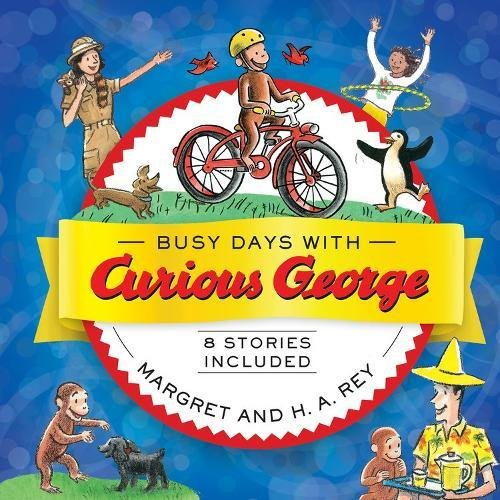 Busy days with Curious George