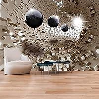 murando - Fototapete 150x105 cm - Vlies Tapete - Moderne Wanddeko - Design Tapete - Wandtapete - Wand Dekoration - Puzzle Abstrakt a-A-0190-a-b