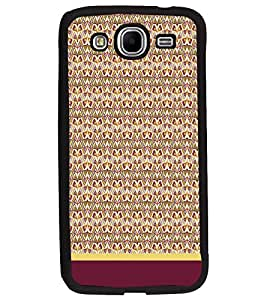 PrintDhaba Pattern D-1613 Back Case Cover for SAMSUNG GALAXY MEGA 5.8 (Multi-Coloured)