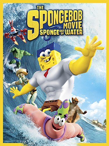 Image of The Spongebob Movie: Sponge Out of Water
