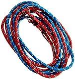 Bottari 18227 Corde Elastiche con Gancio di Sicurezza, 2 Pezzi