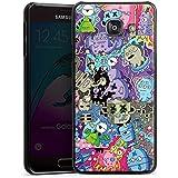 Samsung Galaxy A3 (2016) Housse Étui Protection Coque Monstre Motif Motif