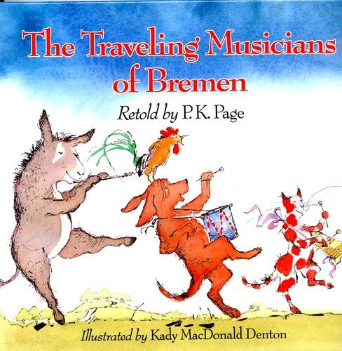 The Travelling Musicians of Bremen