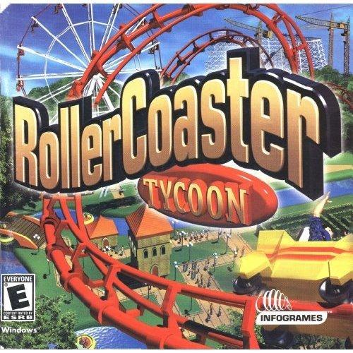 rollercoaster tycoon par Unknown