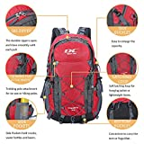Diamond Candy Tourenrucksack 40L rot - 2