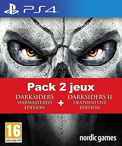 Pack Darksiders 1 et 2 PS4