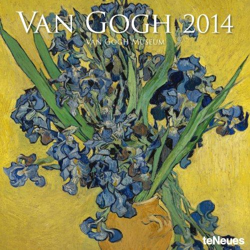 Preisvergleich Produktbild Vincent van Gogh 2014. Broschürenkalender