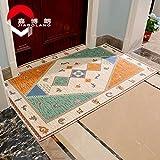 YISANLING-DT 50*80 cm 60*90 cm Home Teppich/Rutschfeste Teppich/Schlafzimmer Teppich/WC Tür Wolldecke/Fassade Wolldecke Beige 50*80CM
