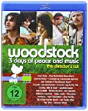 DVD & Blu-ray - Woodstock [Blu-ray] [Director's Cut]