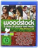 Woodstock [Blu-ray] [Director's Cut]