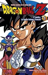 Dragon Ball Z Edition simple Cycle 3 - Le Super Saïyen/Freezer - Tome 1