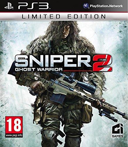 Sniper 2- Ghost Warrior PS3 Ltd. Ed. (2 Warrior Ps3 Sniper Ghost)