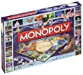 Walt Disney Disney Classics - Monopoly Board Game