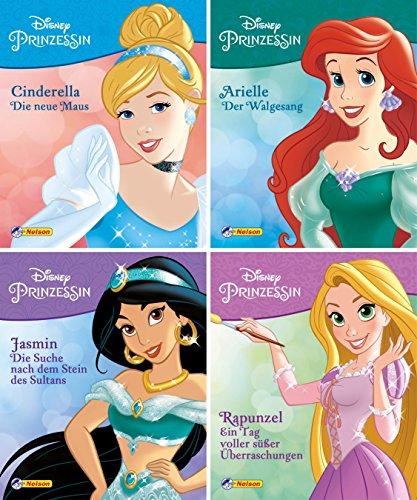 4er Disney Prinzessin 5-8 (Nelson ()