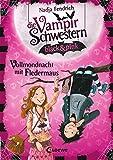 Die Vampirschwestern black & pink - Vollmondnacht mit Fledermaus