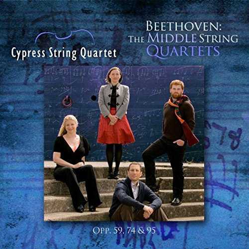 Mittlere Streichquartette/Streichquartette 7-11