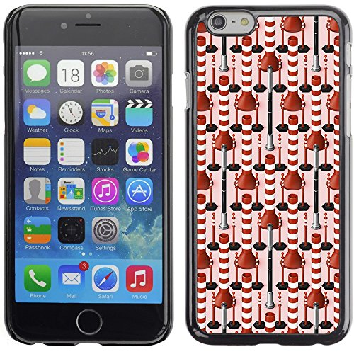 Graphic4You GLITCHY Muster Harte Hülle Case Tasche Schutzhülle für Apple iPhone 6 Plus / 6S Plus Design #5