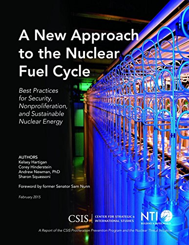 A New Approach To The Nuclear Fuel Cycle: Best Practices For Security, Nonproliferation, And Sustainable Nuclear Energy (csis Reports) por Kelsey Hartigan