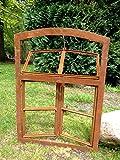 Antikas - Eisenfenster- Oberlicht und Doppelflügel zu Öffnen, Stall Fenster antik-ländlich