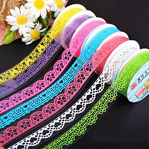 Domire-Decorative-Sticky-Adhesive-Lace-Cotton-Washi-Tape-for-DIY-Craft