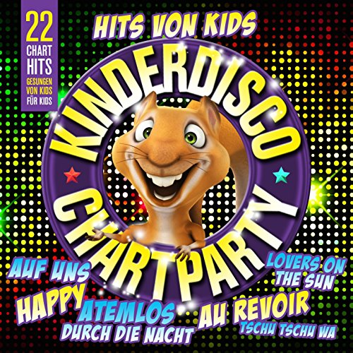 Kinderdisco Chartparty (22 Cha...