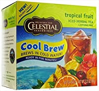 Cool Brew Iced Tea Tropic -Pack of 6