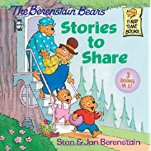 The Berenstain Bears' Stories to Share (Berenstain Bears First Time Books)