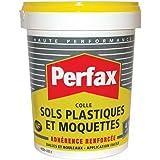 Perfax Vloerlijm, voor kunststof en tapijten, 1 kg, in emmer