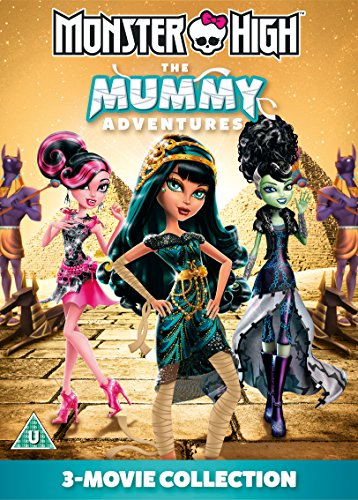 Image of Monster High: The Mummy Adventures [DVD]