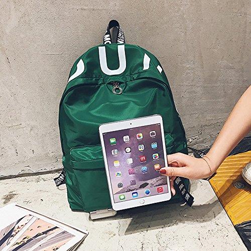 DENGXIHE ,  Unisex-Kinder Damen Jungen Unisex-Erwachsene Mädchen Rucksackhandtaschen Rose