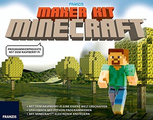 FRANZIS Maker Kit Minecraft™   Programmierprojekte mit dem Raspberry Pi par Christian Immler