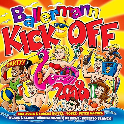 Ballermann Kick off 2018