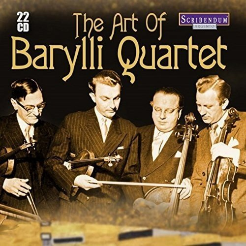Art of Barylli Quartet [Box]