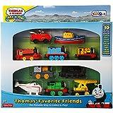 Thomas & Friends Take 'n' Play Favourite Friends 10 Die-cast Metal Vehicle Gift Set
