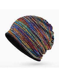 Xiton Berretto Invernale Cappello Caldo Beanie cap con Fodera Morbida in  Pile per Donne e Uomini 7099c33f8e9c